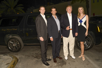 Eric Trump The Opening Drive Party in Miami