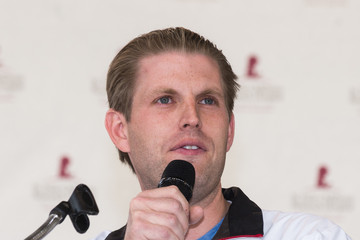 Eric Trump The Elvis Trumps Cancer Walk Benefiting St. Jude Children's Research Hospital