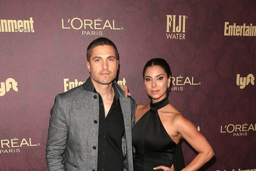 Eric Winter FIJI Water At Entertainment Weekly Pre-Emmy Party