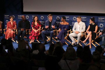 Eric Winter The Paley Center For Media's 2018 PaleyFest Fall TV Previews - ABC - Inside