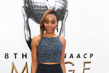 Erica Ash 48th NAACP Image Awards -  Arrivals