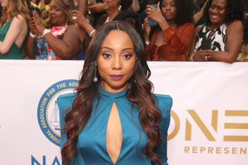 Erica Ash 49th NAACP Image Awards - Red Carpet