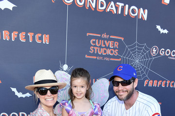 Erica Hanson GOOD+ Foundation Halloween Bash Presented by Beautycounter, Delta Air Lines and Farfetch at the Culver Studios