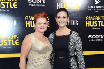 Erica McDermott 'American Hustle' Premieres in NYC
