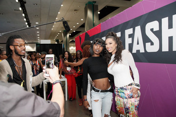 Erica Mena 2018 BET Experience - BETHer Presents Fashion & Beauty - Day 1