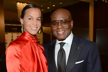 Erica Reid L.a. Reid The 55th Annual GRAMMY Awards - Pre-GRAMMY Gala And Salute To Industry Icons Honoring L.A. Reid - Red Carpet