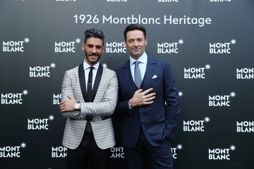 Erick Elias 1926 Montblanc Heritage Launch Event