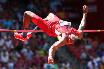Erik Kynard 15th IAAF World Athletics Championships Beijing 2015 - Day Seven