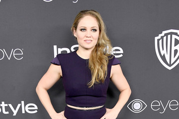 Erika Christensen Warner Bros. Pictures and InStyle Host 18th Annual Post-Golden Globes Party - Arrivals