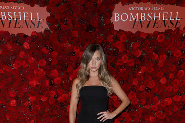 Erika Costell Victoria's Secret Angel Sara Sampaio Hosts The Bombshell Intense Launch Party