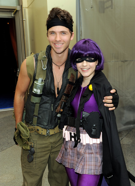 Erin Sanders and stephen lunsford
