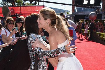 Erin Andrews Arrivals at the ESPYS — Part 3