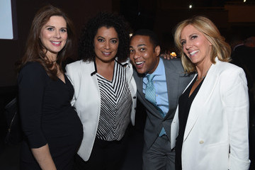 Erin Burnett Turner Upfront 2015 - Reception