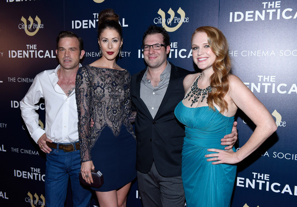 """City Of Peace Films With The Cinema Society Host The World Premiere Of """"The Identical"""" - Arrivals"""
