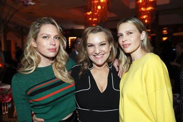Erin Foster Vanity Fair and L'Oreal Paris Toast to Young Hollywood, Hosted by Dakota Johnson and Krista Smith