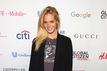 Erin Heatherton 2015 Global Citizen Festival in Central Park to End Extreme Poverty by 2030 - VIP Lounge