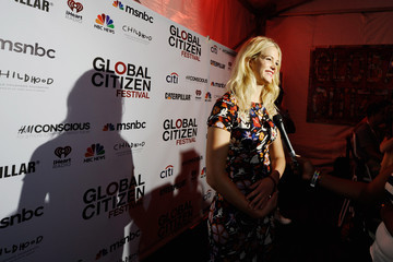 Erin Heatherton 2014 Global Citizen Festival In Central Park To End Extreme Poverty By 2030 - VIP Lounge