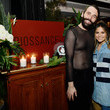 Erin Lim Biossance Celebrates The Clean Academy Launch With Jonathan Van Ness