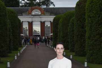 Erin O'Connor Vogue & Ralph Lauren Wimbledon Party - Arrivals