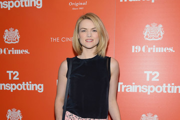 Erin Richards TriStar Pictures & the Cinema Society Host a Screening of 'T2 Trainspotting' - Arrivals