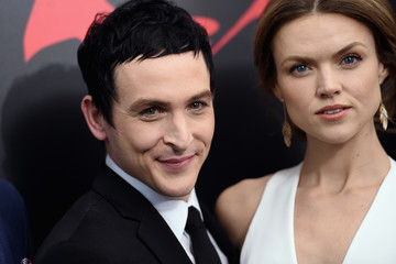 Erin Richards Robin Lord Taylor An Alternative View of the 'Batman V Superman: Dawn of Justice' New York Premiere