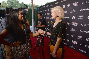 Erin Richards 2017 Global Citizen Festival: For Freedom. For Justice. For All. - VIP Lounge