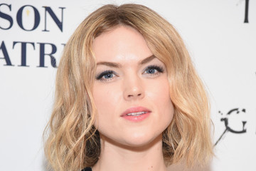 Erin Richards 'Sunday in the Park With George' Broad Way Opening Night - Arrivals & Curtain Call
