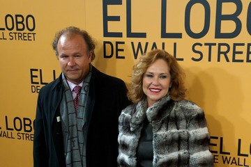 Ernesto Manrique 'The Wolf of Wall Street' Premieres in Madrid