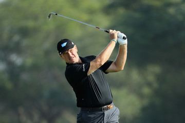 Ernie Els Commercial Bank Qatar Masters - Day Two