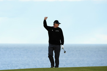 Ernie Els Alfred Dunhill Links Championship - Day Three