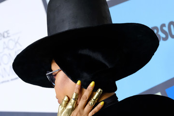 Erykah Badu 8th Annual Black Women In Music Event - Arrivals