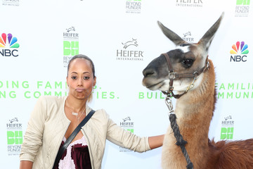 Essence Atkins Beyond Hunger: West Meets East Brought to You by NBC Universal and Heifer International