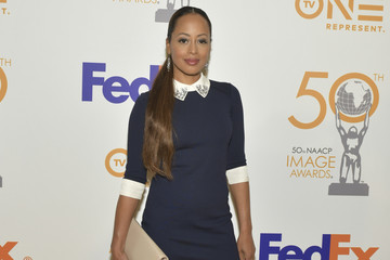 Essence Atkins 50th NAACP Image Awards Nominees Luncheon - Arrivals