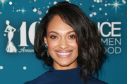 Cynthia Addai-Robinson at Essence Black Women in Hollywood Awards at the Beverly Wilshire Four Seasons Hotel on February 23, 2017 in Beverly Hills, California.