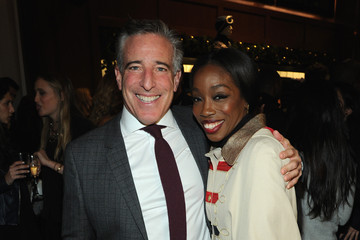 Estelle Tommy Hilfiger And GQ Honor The Men Of New York At The Tommy Hilfiger Fifth Avenue Flagship