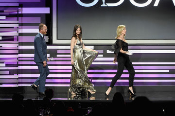 Ethan Embry Lindsey Kraft 21st CDGA (Costume Designers Guild Awards) - Show And Audience