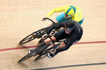 Ethan Mitchell Cycling - Commonwealth Games Day 3