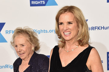Ethel Kennedy Arrivals at the RFK Ripple of Hope Gala
