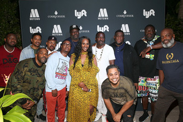 Ethiopia Habtemariam Motown Records In Partnership With Courvoisier And Lyft Host Celebratory Dinner
