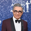 Eugene Levy SeeHer Red Carpet Platform At The 26th Annual Screen Actors Guild Awards
