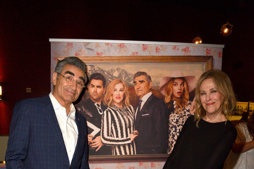 Eugene Levy Premiere of Pop TV's 'Schitt's Creek' Season 4 - Pre-Reception