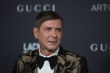 Eugene Sadovoy 2016 LACMA Art + Film Gala Honoring Robert Irwin and Kathryn Bigelow Presented by Gucci  - Arrivals