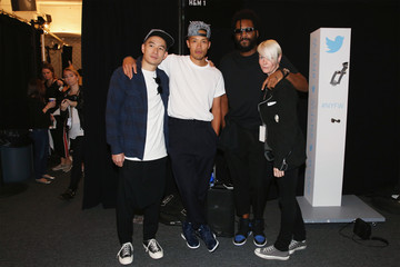 Eugene Tong Public School - Backstage - Spring 2016 New York Fashion Week: The Shows