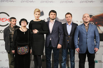 Eugeni Golubenko 'Vechnoe Vozvraschenie' Photocall - The 7th Rome Film Festival