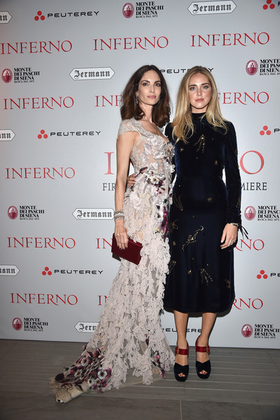 'Inferno' Premiere in Florence - VIP Lounge