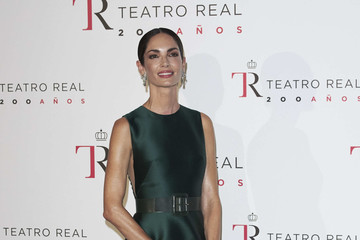 Eugenia Silva Spanish Royals Attend 'Fausto' At The Royal Theatre
