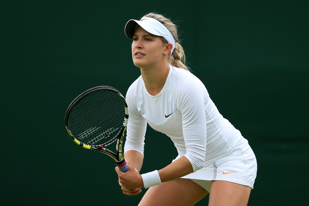 Eugénie Bouchard - Page 3 Eugenie+Bouchard+General+Views+Wimbledon+Opening+xPXKiX3Z6cOx