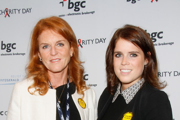 Eugenie Victoria Helena Annual Charity Day Hosted By Cantor Fitzgerald And BGC - BGC Office - Inside