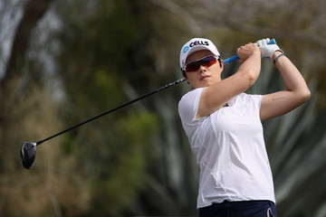 Eun-Hee Ji Bank Of Hope Founders Cup - Round Two