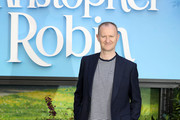 Mark Gatiss attends the European Premiere of Disney's 'Christopher Robin' at BFI Southbank on August 4, 2018 in London, England.